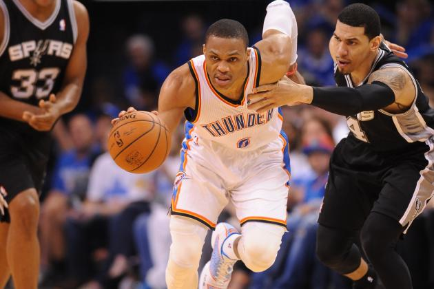 San Antonio Spurs vs. Oklahoma City Thunder: Postgame Grades and Analysis