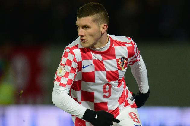 Could Croatia's Ante Rebic Be a Revelation at the World Cup?