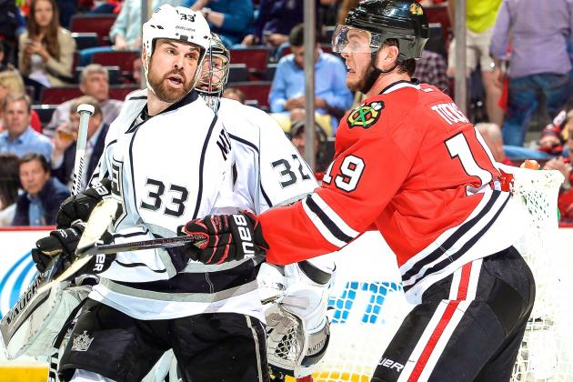 Los Angeles Kings vs. Chicago Blackhawks: Preview and Prediction for Game 5