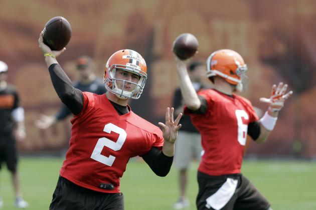 Who Will Win the Cleveland Browns' Quarterback Battle