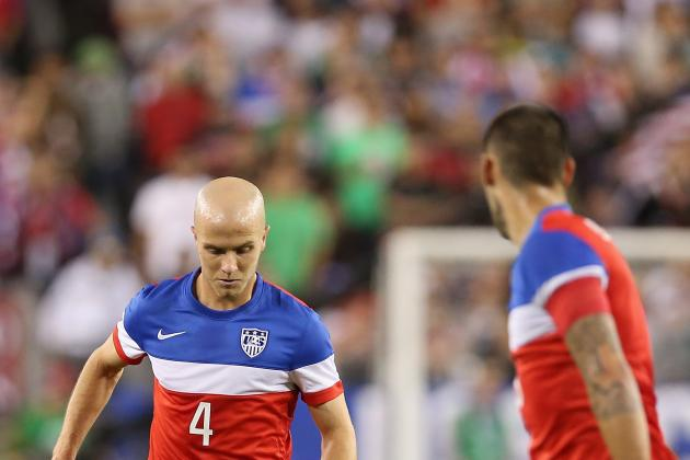 Player Ratings: See How the US Players Fared Against Azerbaijan