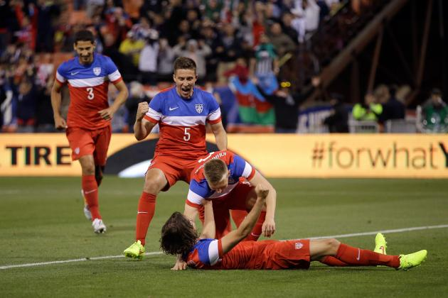 United States Open World Cup Send-off Series with 2-0 Win over Azerbaijan