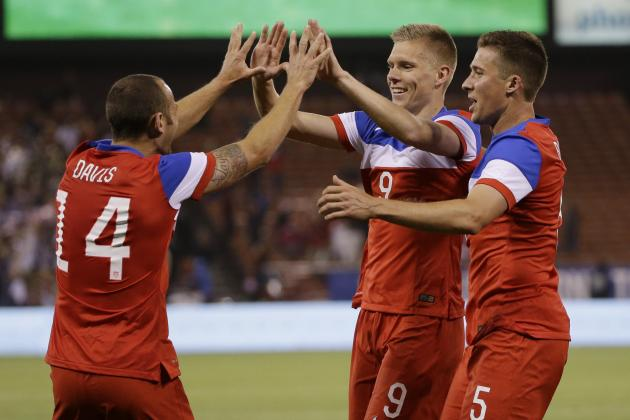 Substitutes Make the Difference, Whose Stock Rose for US National Team?