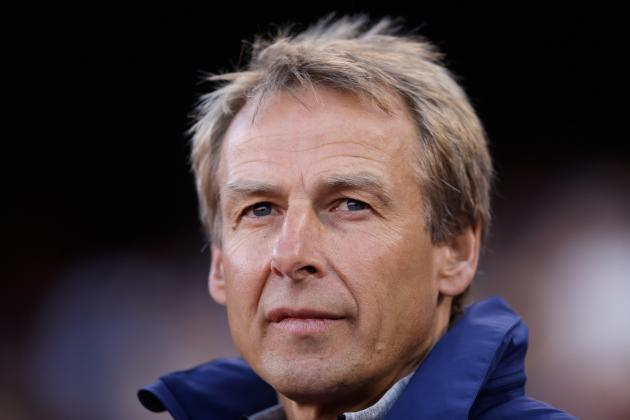Klinsmann Happy After Wind-Blown 2-0 Win over Azerbaijan at Candlestick