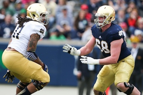 Notre Dame Football: The Case for Mike McGlinchey as the Starting Right Tackle