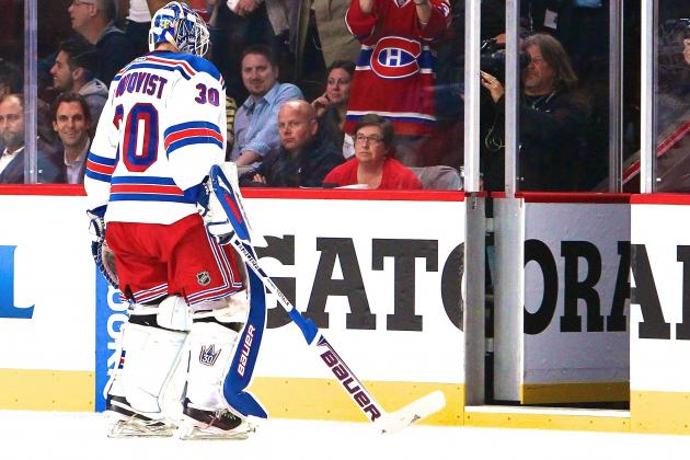Why Pulling Henrik Lundqvist Was the Right Call Despite Rangers' Game 5 Loss