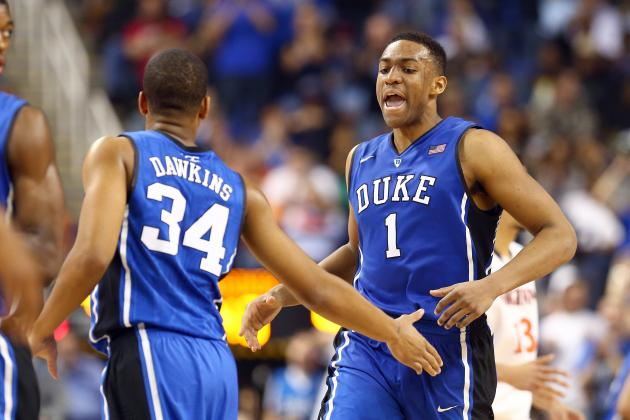 NBA Draft 2014: Making Case for Each Potential No. 1 Overall Pick