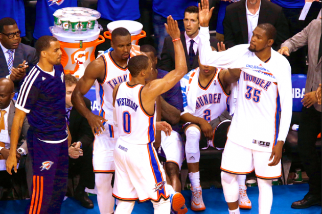 OKC Thunder's NBA Title Dreams Suddenly Within Realm of Believability