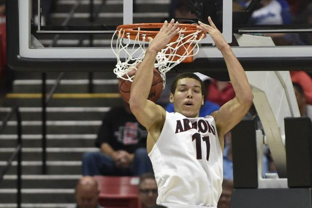 Pros and Cons for LA Lakers Drafting Aaron Gordon at No. 7 in 2014 NBA Draft