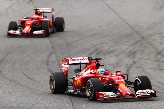 Ferrari Must Change Approach to F1 If They Want to Sign Red Bull's Adrian Newey