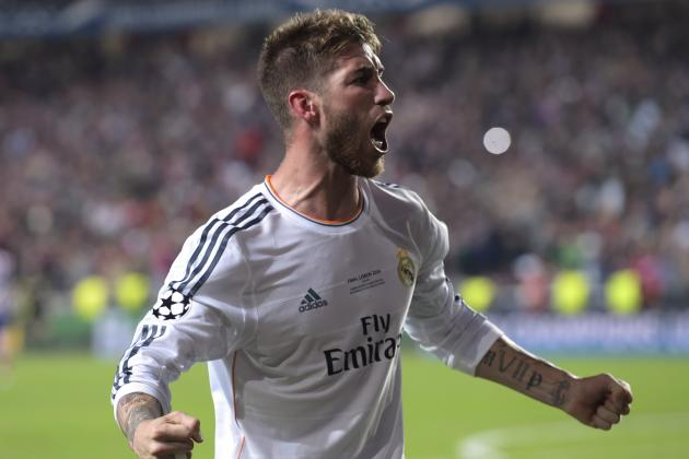 Could Sergio Ramos Succeed Cristiano Ronaldo as Ballon D'Or Winner?