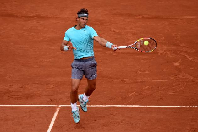 French Open 2014 Schedule: TV Info, Live Stream and More Roland Garros Details