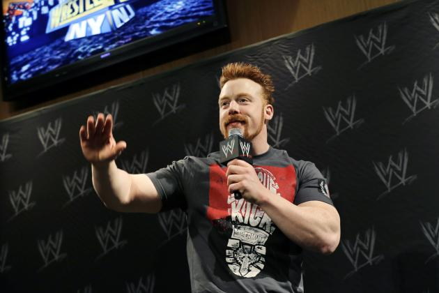 Sheamus vs. Cesaro Results: Winner and Post-Match Reaction