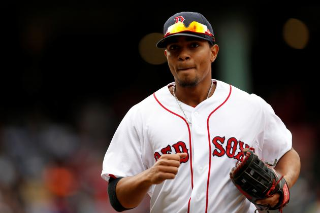 Despite Early Struggles, Young Players Still Key for Boston Red Sox