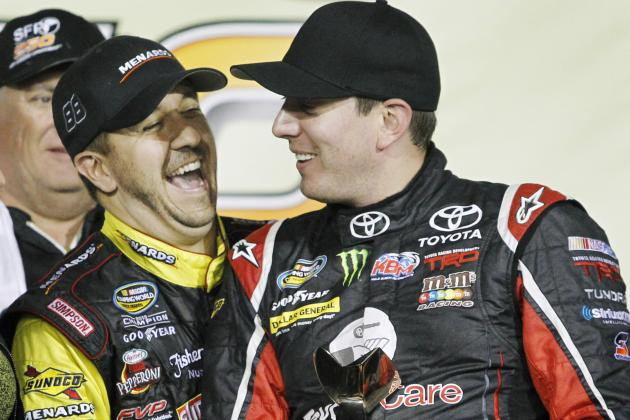 NASCAR Truck Series at Dover 2014: Full Schedule, Standings and Preview