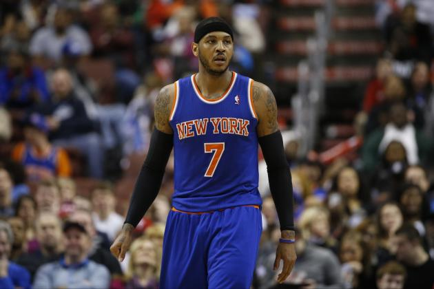 Lakers Rumors: Latest Buzz Surrounding Carmelo Anthony and Head Coaching Search