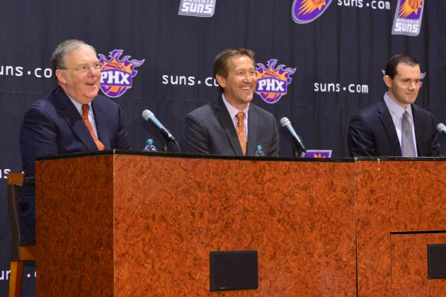 Analyzing Phoenix Suns' Biggest Draft Needs