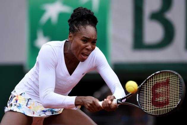 Venus Williams vs. Anna Schmiedlova: Score and Recap from 2014 French Open