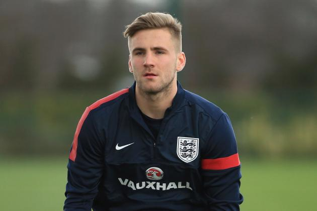 Complete Analysis of England Left-Back Hopeful Luke Shaw