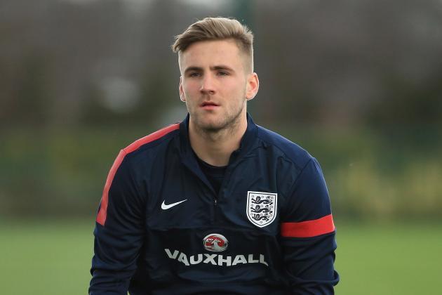 Complete Analysis of England Left-Back Hopeful Luke Shaw