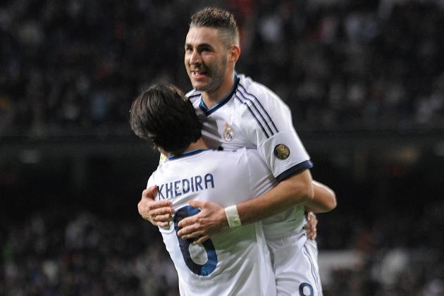 Benzema and Khedira Will Extend Their Contracts with Real Madrid