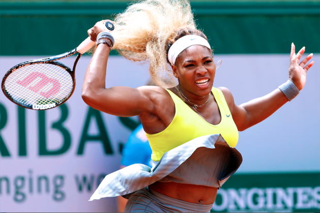Serena Williams vs. Garbine Muguruza: Score and Recap from 2014 French Open