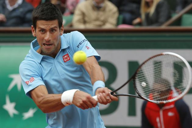 Novak Djokovic vs. Jeremy Chardy: Score and Recap from 2014 French Open
