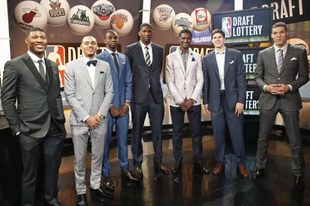 2014 NBA Mock Draft: Best Bets for Each First-Round Pick