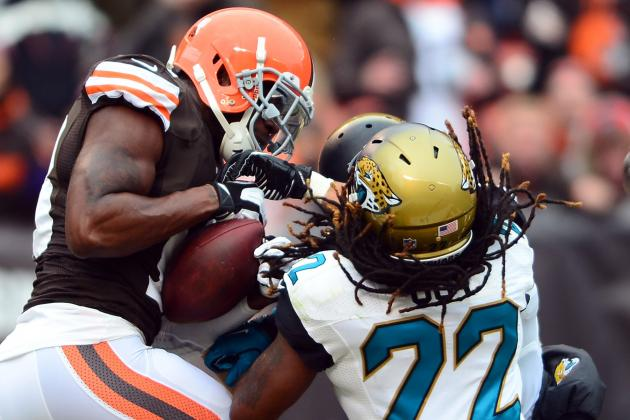 3 Jaguars' Storylines: Winston Guy Playing with First Team at OTAs