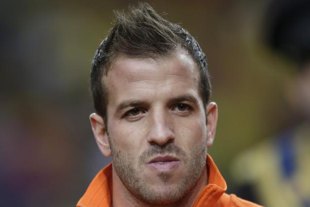 Why Rafael Van Der Vaart Injury Is Massive Blow to Netherlands' World Cup Hopes