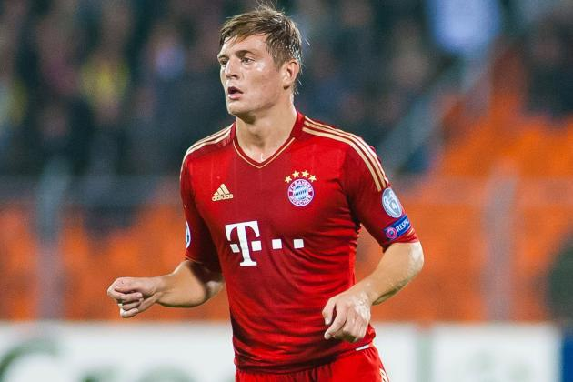 Chelsea Transfer News: Toni Kroos Targeted, Latest on Ezequiel Lavezzi and More