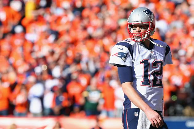 Tom Brady Era Isn't Ending Just Because Patriots Drafted Jimmy Garoppolo