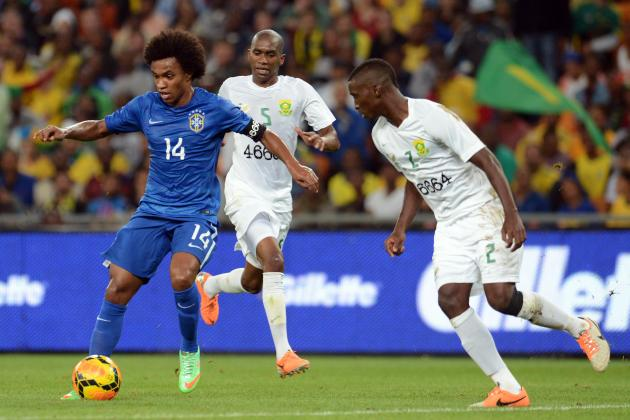 Why Willian Must Be Handed a World Cup Starting Spot for Brazil