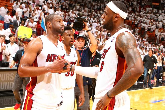 Miami Heat Standing on Verge of Impressive NBA Playoffs Accomplishment