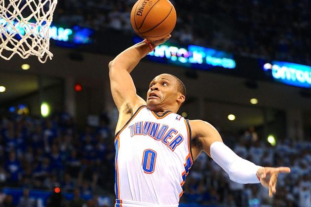 Russell Westbrook Joins Michael Jordan in NBA Playoff Record Books