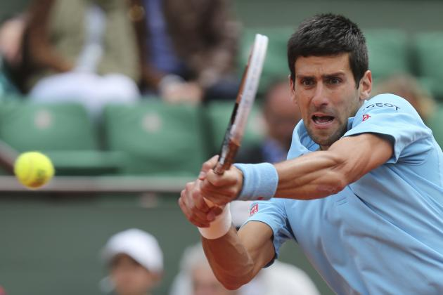 French Open 2014 Scores: Round 2 Results for Top Contenders at Roland Garros