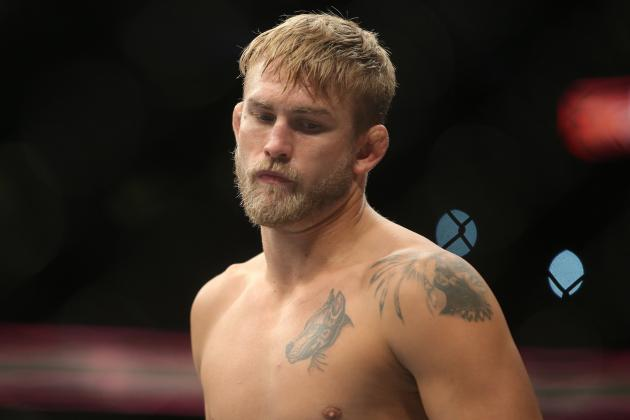 Alexander Gustafsson Talks Jon Jones, Cormier and Eye Pokes in Reddit AMA