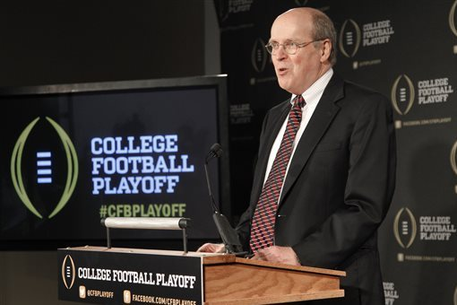 College Football Playoff Is Here to Stay for a While ... or Is It?