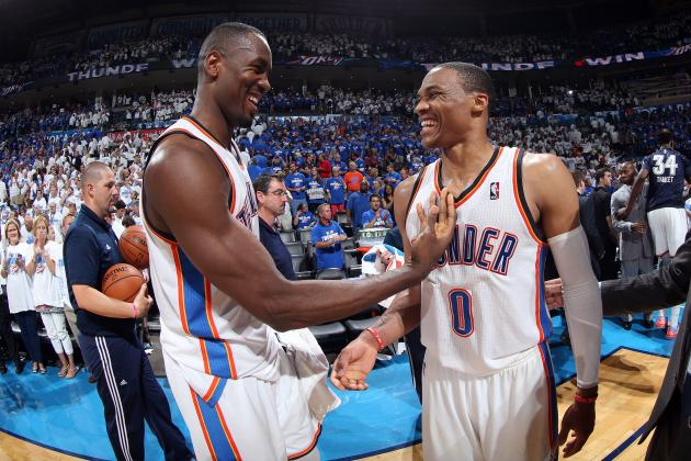 Why Serge Ibaka's Return Will Save Oklahoma City Thunder's Season