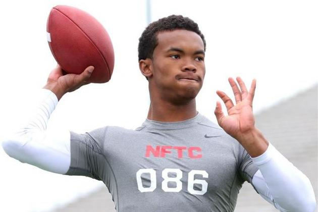 Kyler Murray to Texas A&M: Aggies Land 5-Star QB Prospect