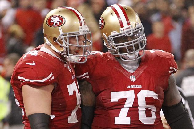 Underpaid? 49ers O-Line Cashes in Under Franchise Level