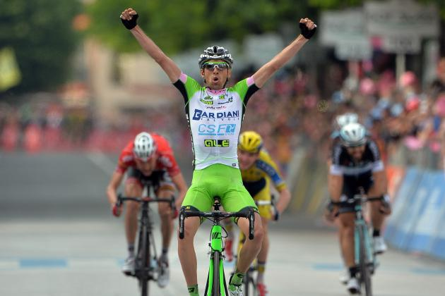 Giro D'Italia 2014 Standings: Stage 17 Results, Leaderboard and Highlights