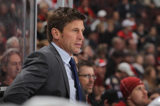 Ulf Samuelsson Would Be Unqualified Choice for Carolina Hurricanes Head Coach