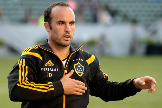 Report: ESPN, Fox Courting Landon Donovan to Join 2014 WC  Broadcast Teams