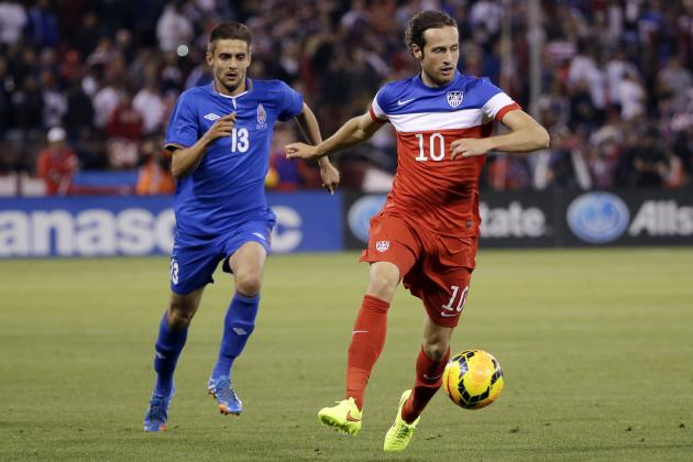 Diskerud Breaks Through