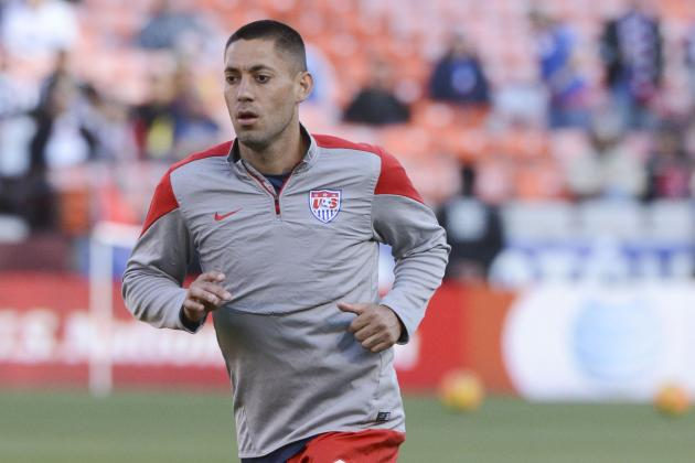 Klinsmann Eases Fears over Dempsey's Groin Problem