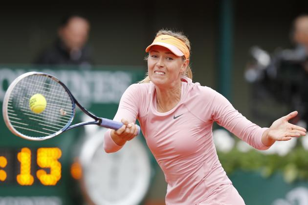Maria Sharapova vs. Tsvetana Pironkova: Score and Recap from 2014 French Open