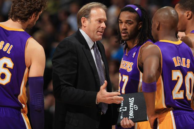 Los Angeles Lakers Must Think Bigger Than Kurt Rambis
