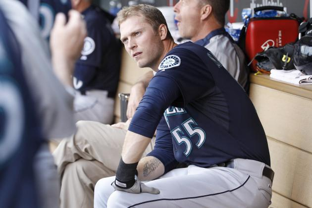 Why Seattle Mariners Can Bank on Michael Saunders Moving Forward