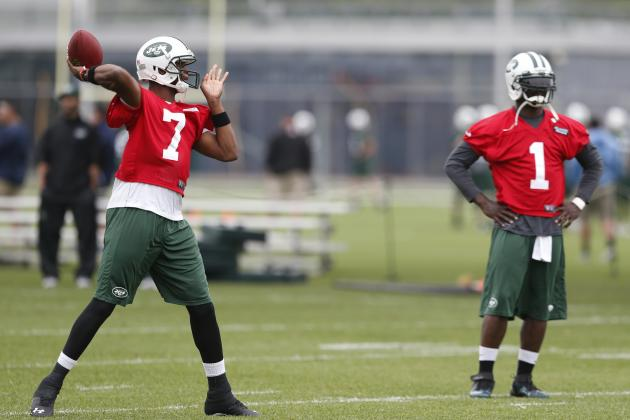 Geno Smith vs. Michael Vick: Latest Updates on New York Jets' QB Battle